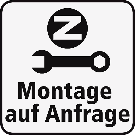 Montage auf Anfrage_Picto