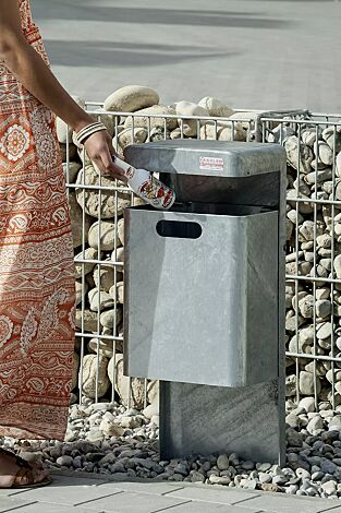 Abfallbehälter HALIFAX