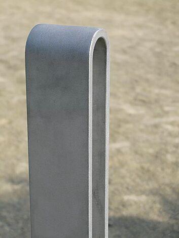 Detail: Rundkopf