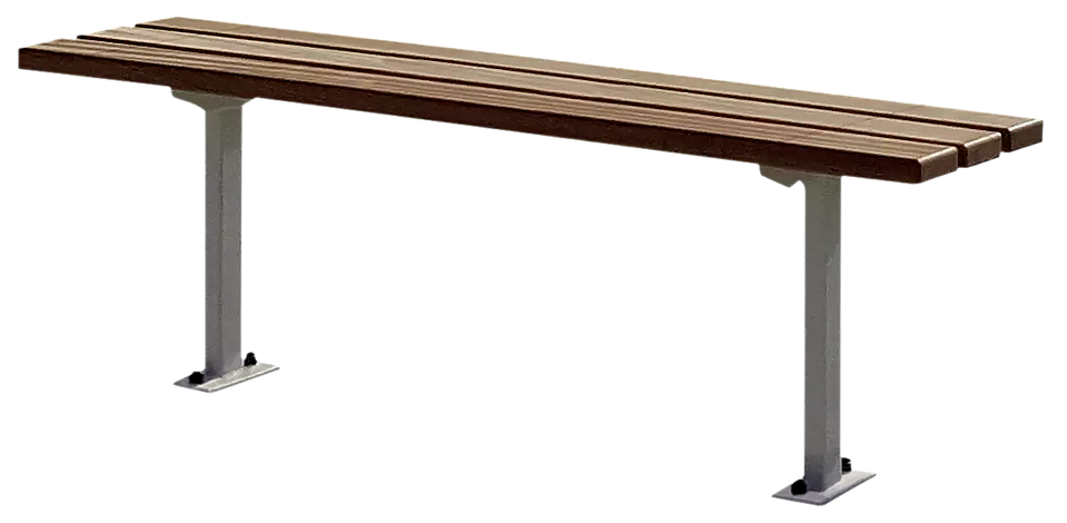 Sitzbank FERMO zum Aufdübeln bei +/- 0mm