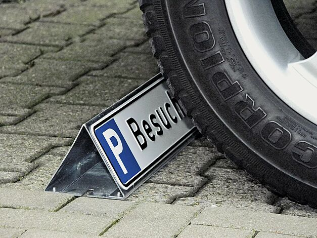 Parkplatzreservierung