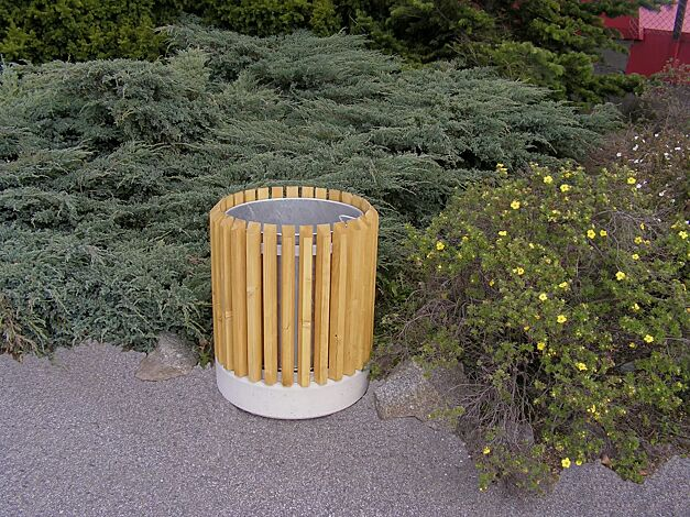 Abfallbehälter LEEDS
