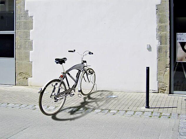 Fahrradständer CALIFORNIA zum Einbetonieren