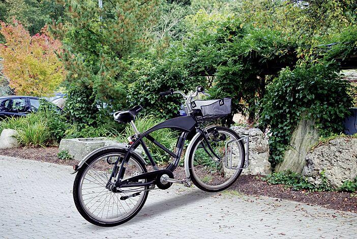 Fahrradständer TRENTON 90°, zur Wandbefestigung, 1 Stellplatz