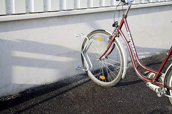 Fahrradständer SALVADOR zur Wandbefestigung, 1 Stellplatz