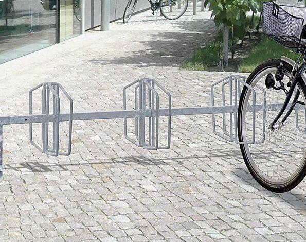Fahrradständer TRENTON doppelseitig 90°
