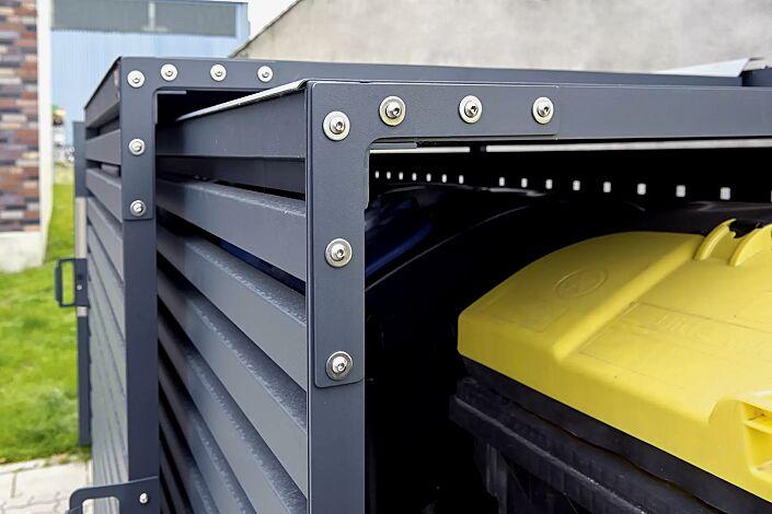 Müllbehälterschrank STYLEOUT® 1100