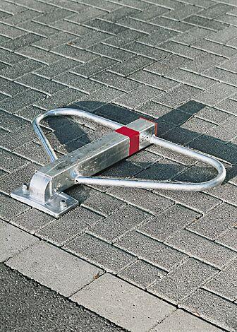 Parkbügel DENIA aus Stahl, feuerverzinkt