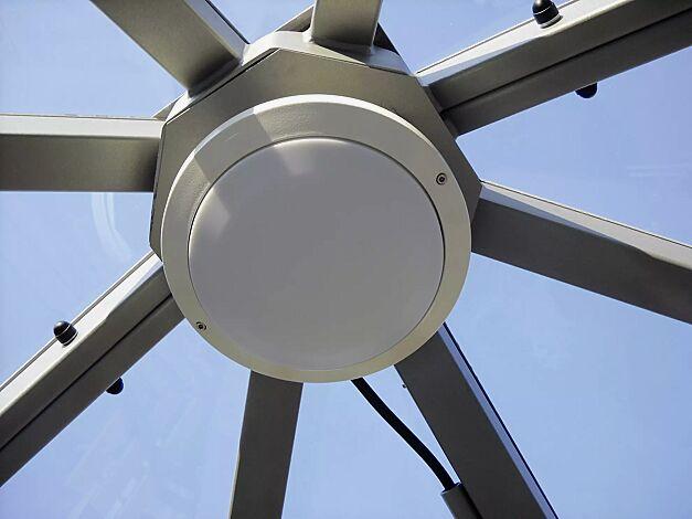 Anbauleuchte rund LED