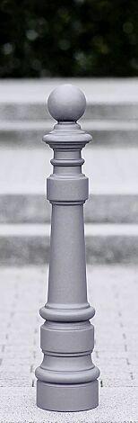 Poller ANTIKE I in RAL 7016 anthrazitgrau