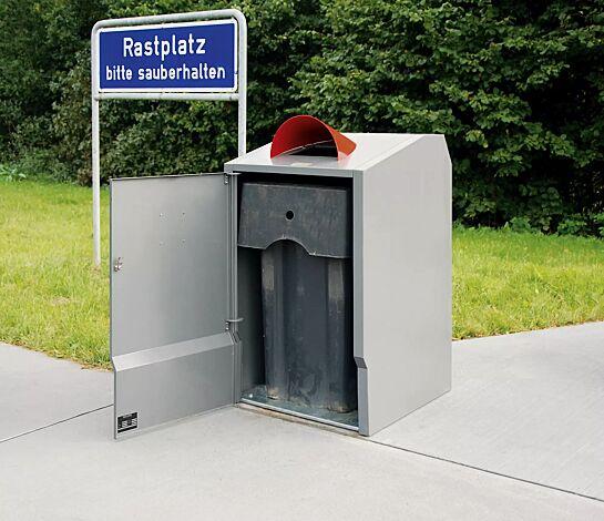 Müllbehälterschrank MARGATE