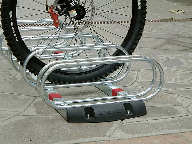 Fahrradständer ALABAMA, 5 Stellplätze