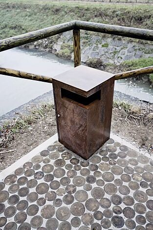 Abfallbehälter COLLIO