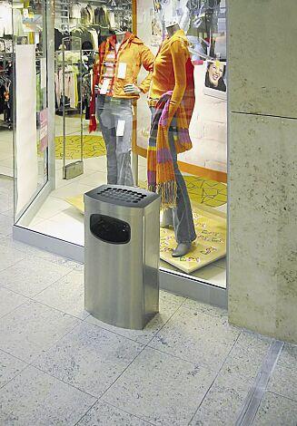 Abfallbehälter CRUZ