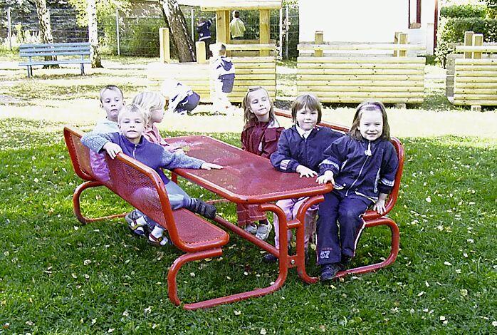 Kinder-Sitzkombination KUNTERBUNT