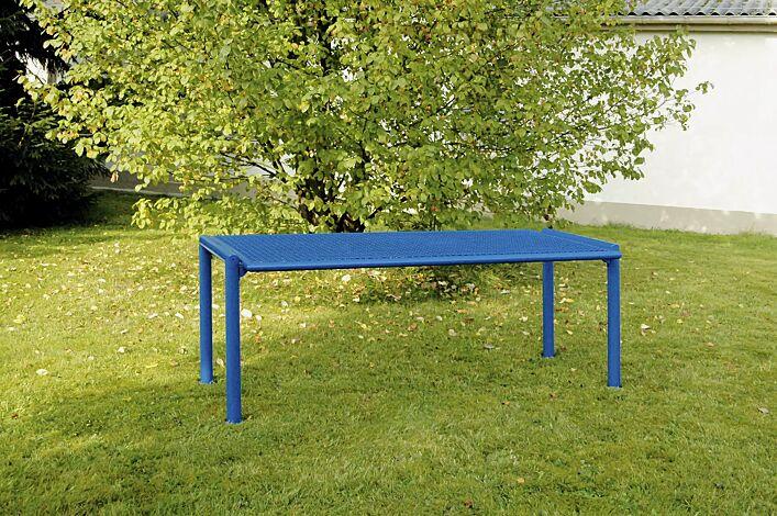 Tisch SEVERO in RAL 5017 verkehrsblau