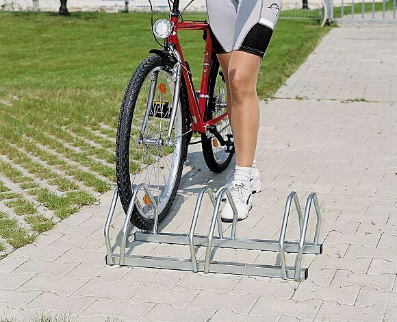 Fahrradständer COLUMBIA, 3 Stellplätze