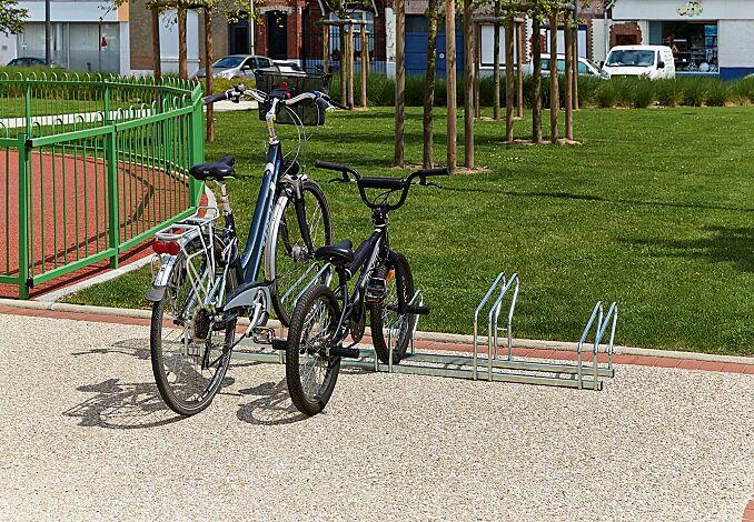 Fahrradständer ARIZONA einseitig, 5 Stellplätze