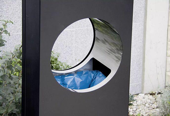 Abfallbehälter LEYLAND