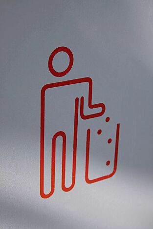 Detail: Piktogramm