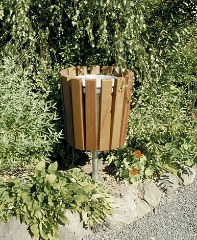 Abfallbehälter DORSET