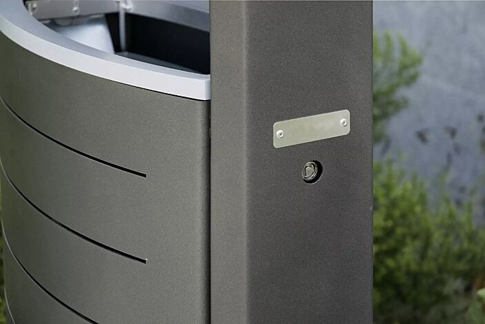 Abfallbehälter WALTON