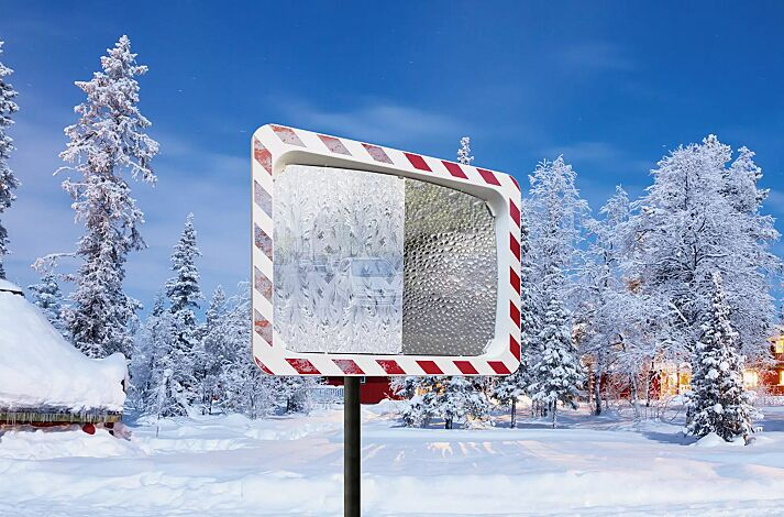 Anti-Frost-/Anti-Beschlag-Spiegel VIALUX