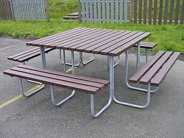 Bank-Tisch-Kombination CAORLE
