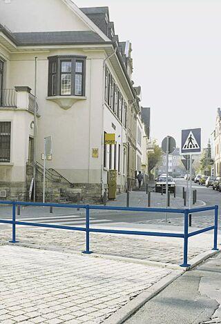 City-Line-Geländersystem URBAN