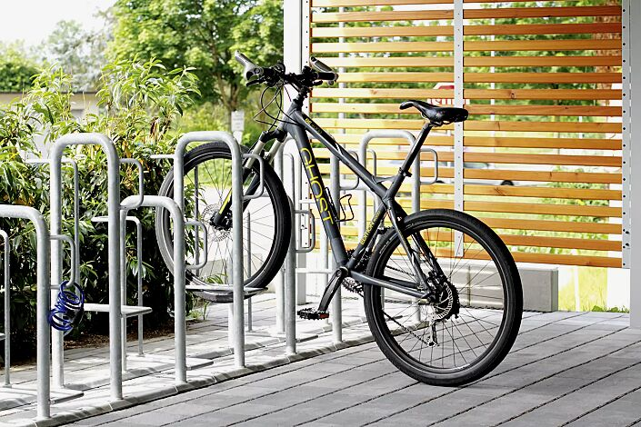 Fahrradparker MISSOURI-LIGHT