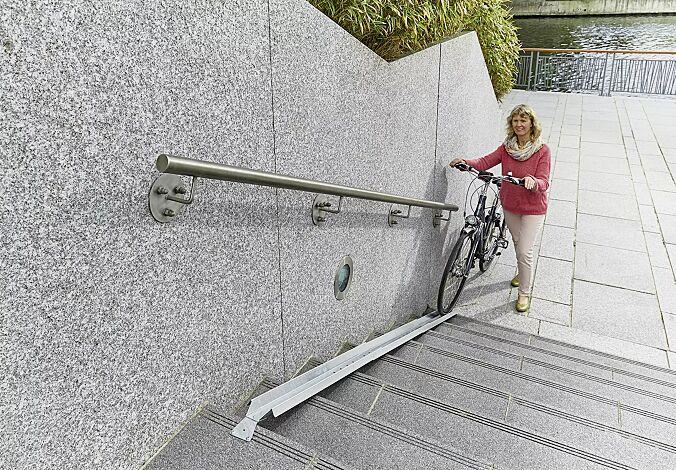 Fahrradrampe BUSAN