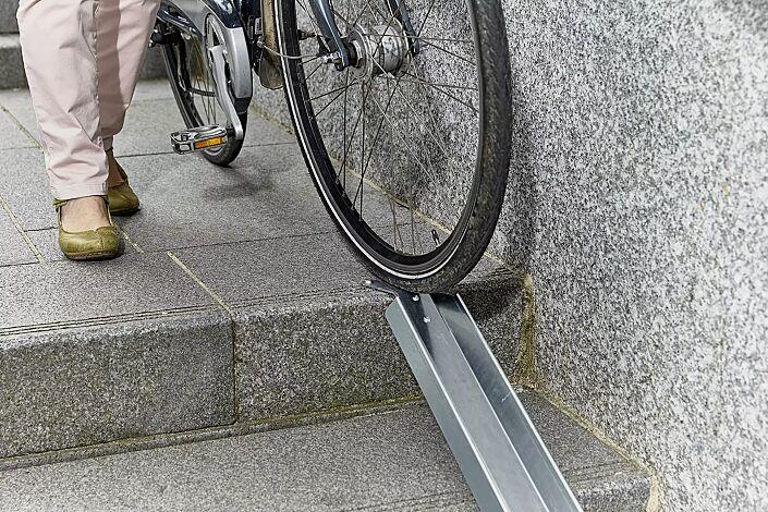 Fahrradrampe BUSAN, Basiselement