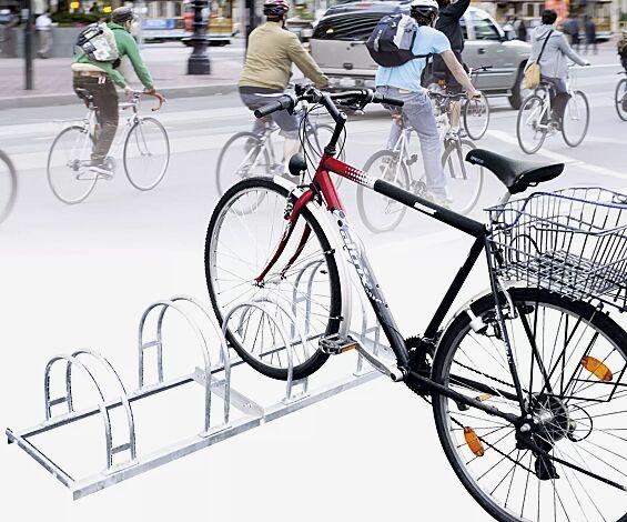 Fahrradständer BENDIGO, 4 Stellplätze
