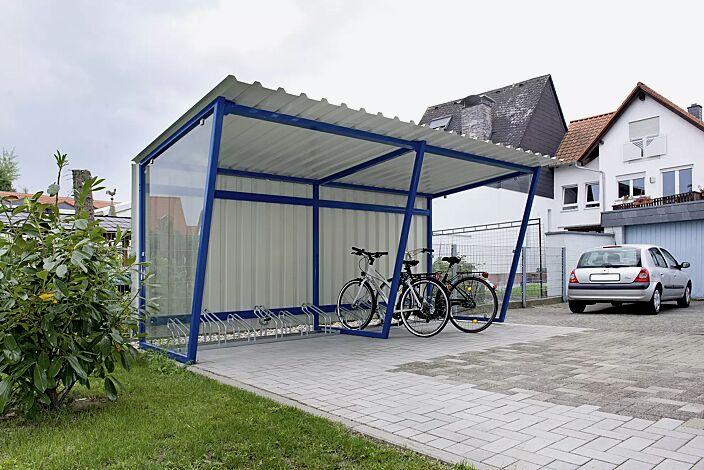 Fahrradüberdachung Z05