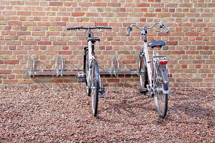 Fahrradwandhalter PRAG, 90°