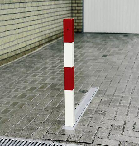 """<div id=""""container"""" class=""""container"""">Sperrpfosten CORDOBA zum Einbetonieren</div>"""