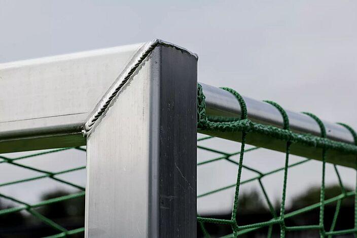 Torrahmen mit Netz