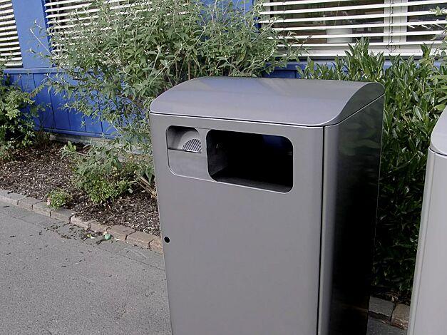 Müllbehälterschrank DENTON