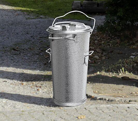 """<div id=""""container"""" class=""""container""""><div id=""""container"""" class=""""container"""">Mülltonne ROSARIO mit Scharnierdeckel und Bügel, 50 Liter</div></div>"""