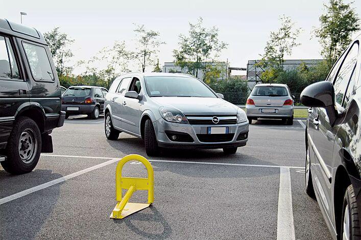 Parkbügel ELE-MEC
