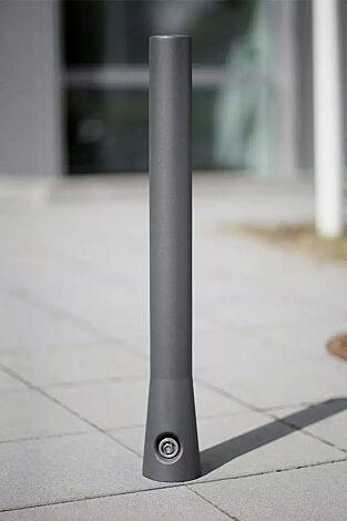 Poller TARANIS, ohne Rillen, mit 3p-Technologie, konisch, in DB 703 eisenglimmer
