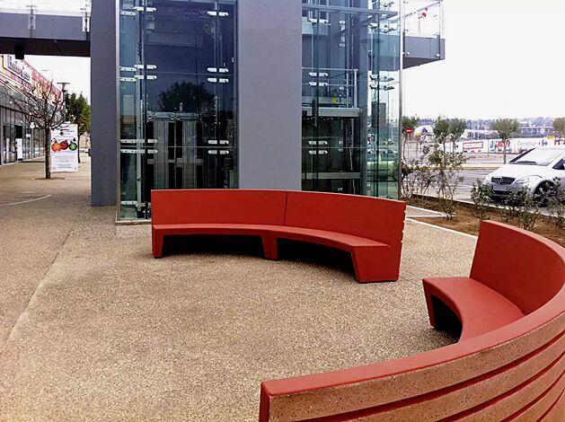 Sitzbank CIRCO