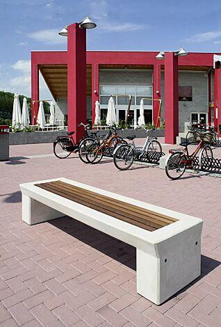 Sitzbank HYDRA ohne Rückenlehne