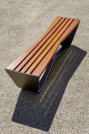 Sitzbank KARMA ohne Rückenlehne