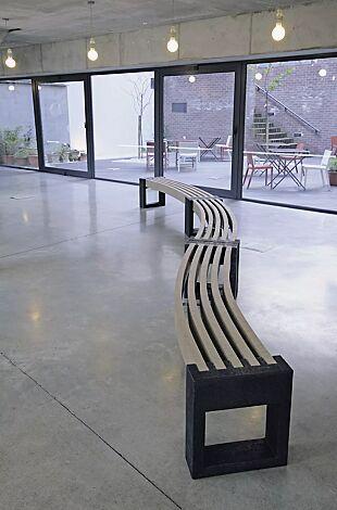Sitzbank TERLANO