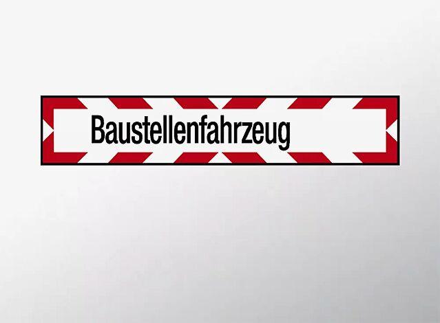 """<div id=""""container"""" class=""""container"""">Verkehrszeichen: Baustellenfahrzeug</div>"""