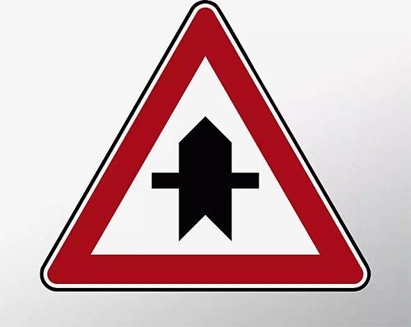 Verkehrszeichen: Vorfahrt